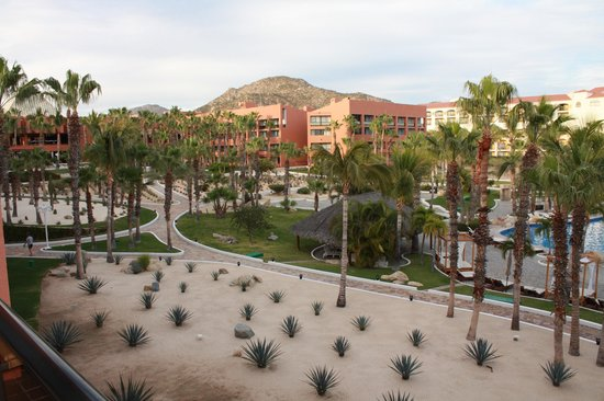 Melia Cabo Real All-Inclusive Beach & Golf Resort:                   view from room 3311