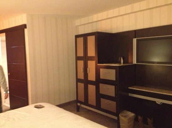 Gold Coast Hotel and Casino: This is your closet/dresser