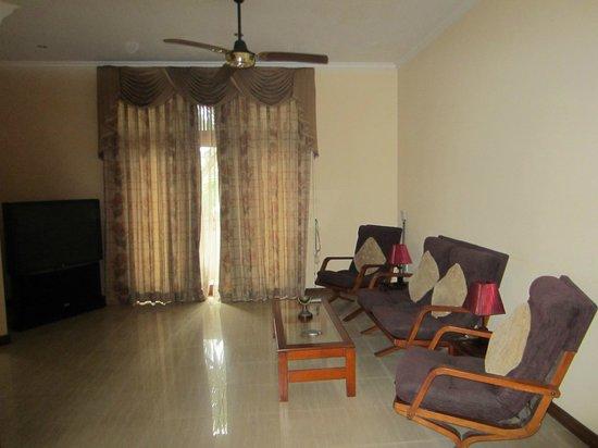 Silvikris Villas : Sitting area in the first floor