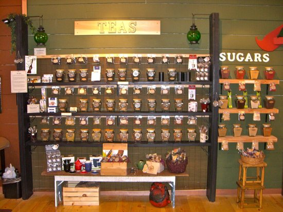 The Spice & Tea Exchange : Custom Blended Teas and Organic flavored sugars