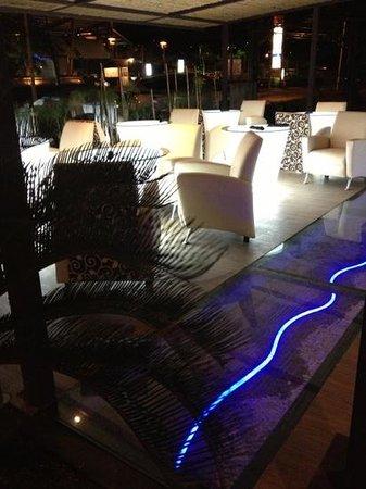 Inka Grill Lindora: terraza