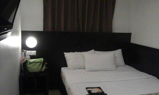 Clean room of Sipadan Inn 2