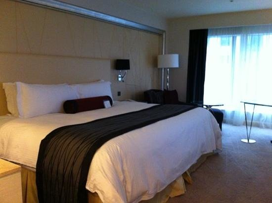 InterContinental Kuala Lumpur: bed