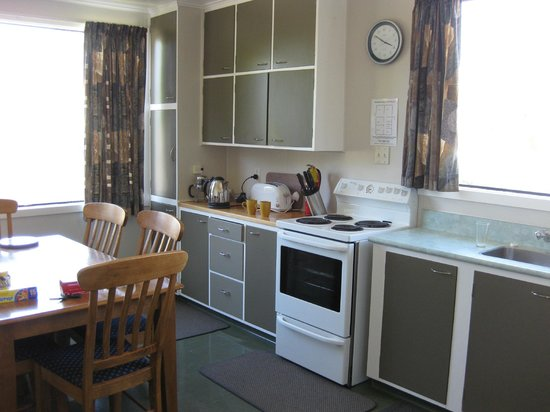 Birchwood Cottages:                   Kitchen and Dining