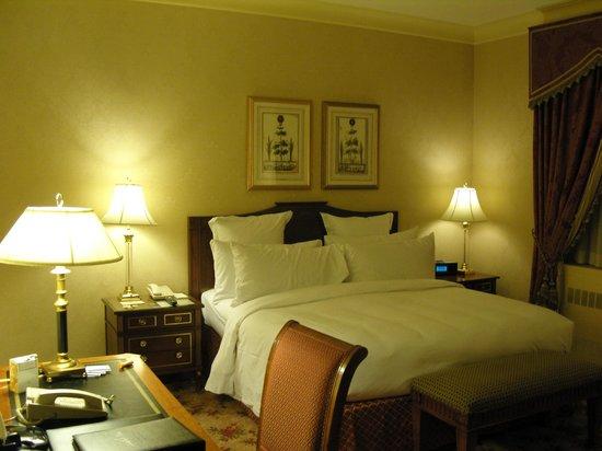 Waldorf Astoria New York: King Deluxe Room