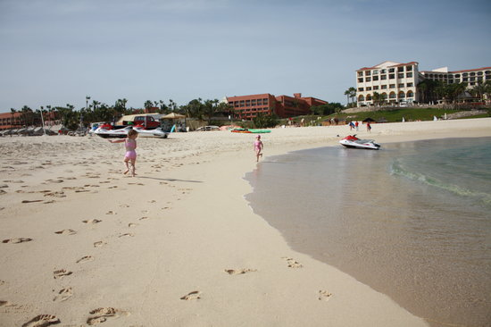 Melia Cabo Real All-Inclusive Beach & Golf Resort:                   The beach