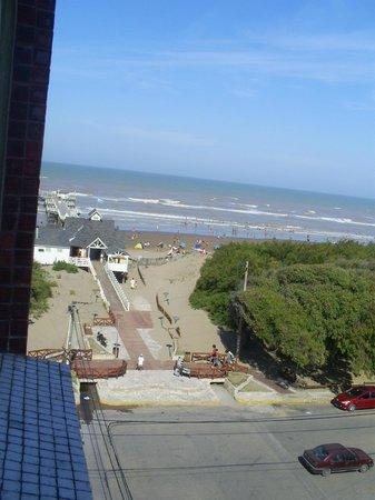 La Lucila del Mar, Argentinië: VISTA DESDE LA HABITACION