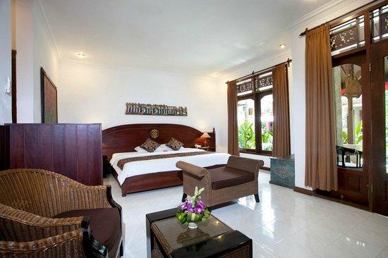 Tamukami Hotel: Bungalow suite