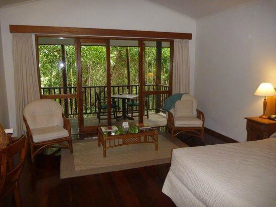 Thala Beach Nature Reserve:                   Living area.