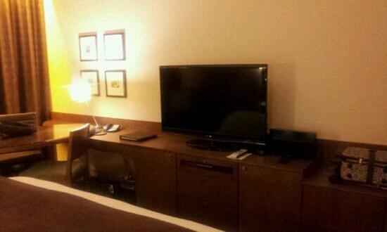 Miyako Hybrid Hotel:                   tv