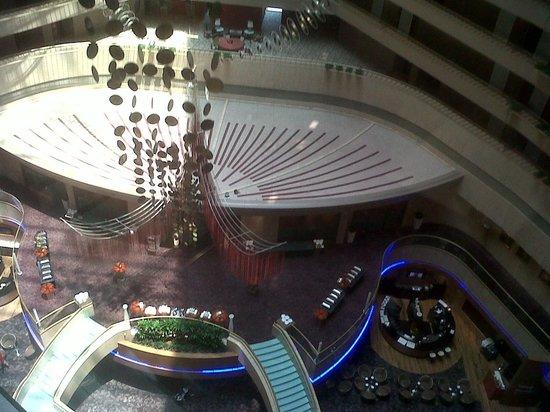 Marina Mandarin Singapore :                   Atrium
