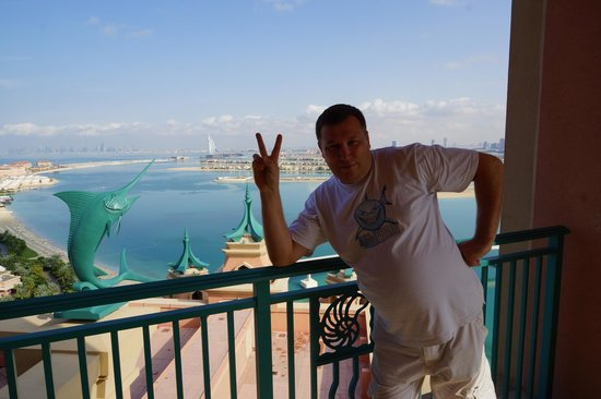 Atlantis, The Palm:                   я