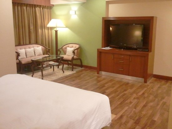 Fortune Park Vallabha: Room Interior