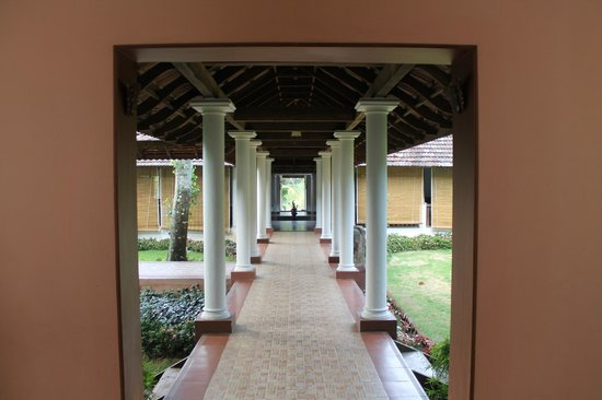เลมอน ทรี เว็มบานาด เลค รีสอร์ท มูฮัมมา:                   Corridor