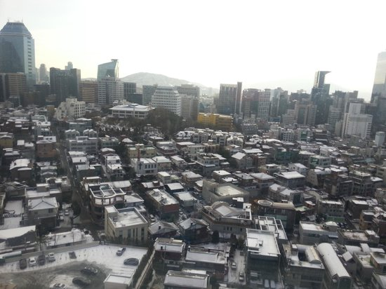 The Ritz-Carlton, Seoul: View