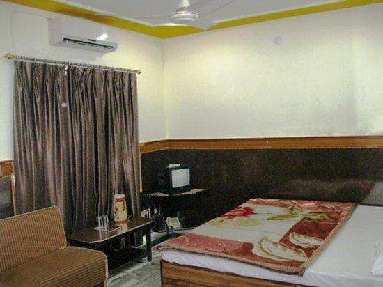 Ajay International Hotel:                   r.no.106