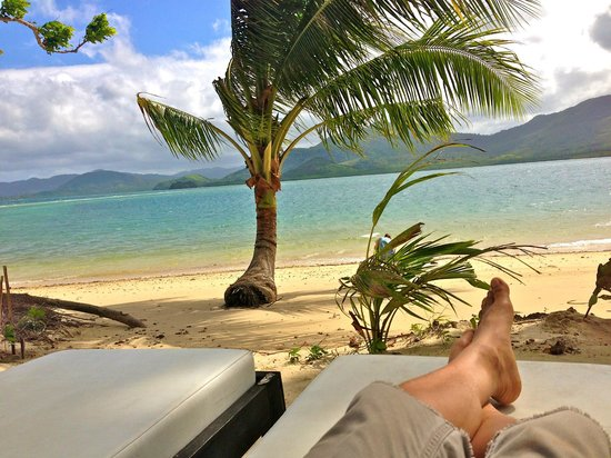 El Nido Resorts Miniloc Island:                                     Beach Front (Private Lunch)