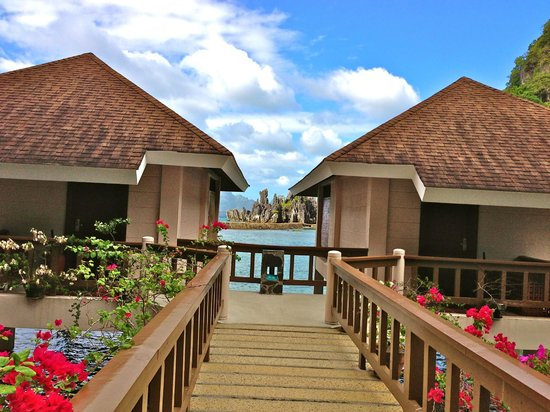 El Nido Resorts Miniloc Island:                                     Lagen