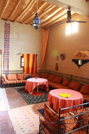 Guest House Merzouga: Parti comuni dell'albergo