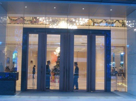 The Okura Prestige Taipei : Eingang