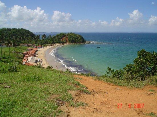 Ilha dos Frades : Isla Dos Frades playas