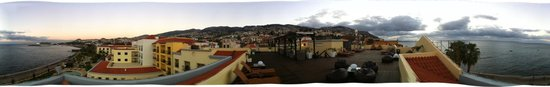 Porto Santa Maria Hotel: The Roof Garden