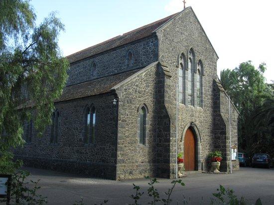 Parque Taoro: The Anglican Church