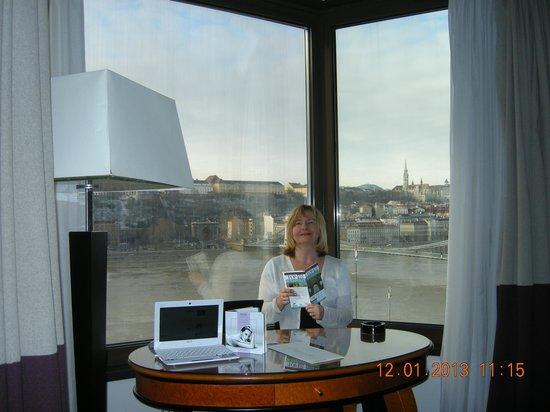 布達佩斯鏈橋索菲特酒店照片