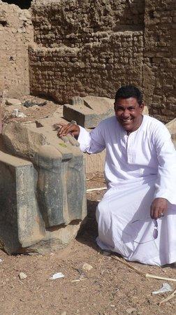 Gite Hotel Gezira: Mohamed, l'un de vos hôtes