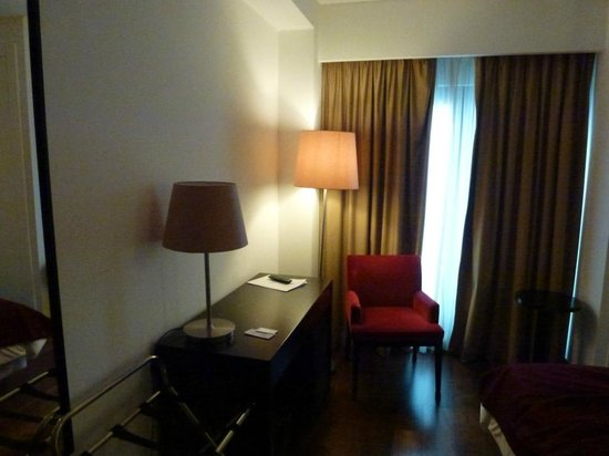 Vip Executive Saldanha Hotel:                   Номер на втором этаже