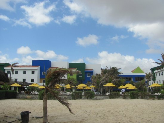Oceani Beach Park Hotel:                   Fachada