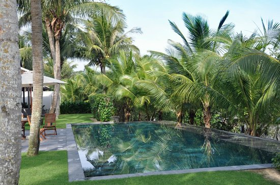 Four Seasons Resort The Nam Hai, Hoi An: pisina privada