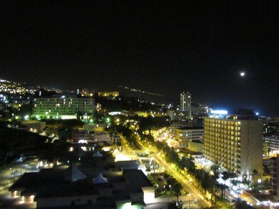 Sunlight Bahia Principe San Felipe: Night view from 1405