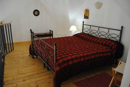 Camera Da Letto Con Soppalco : Camera da letto con volta a stella foto di b b nonna lucia