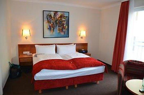Hotel Adelante Berlin-Mitte: Schlafen