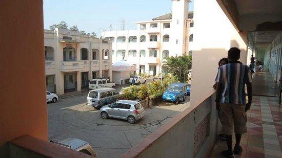 Mysore Dasprakash: Inner view