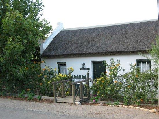 Cape Cottages McGregor- Pear Tree Cottage