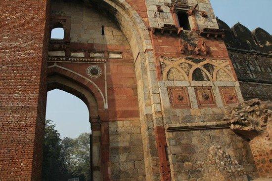 Purana Qila: Sher Shah Gate (5)