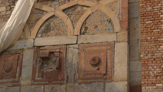 Purana Qila: Sher Shah Gate (2)