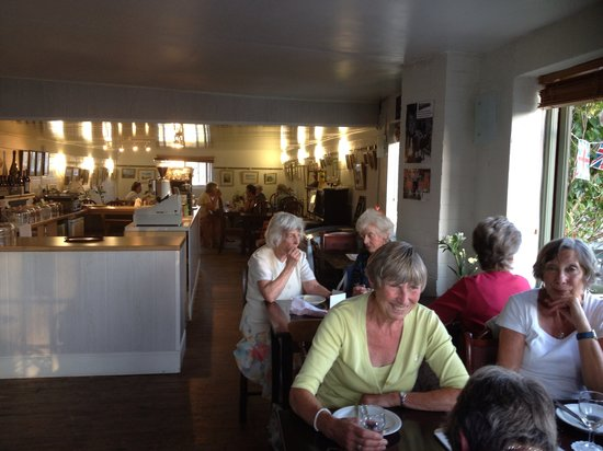 The Lockkeeper's Cafe and Bar: WI agm