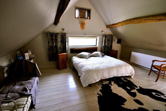Auberge du Bracmar : Notre chambre