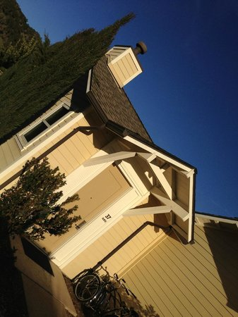Solage Calistoga: My home in the valley
