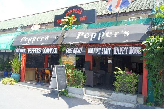 Peppers Sports Bar Phuket