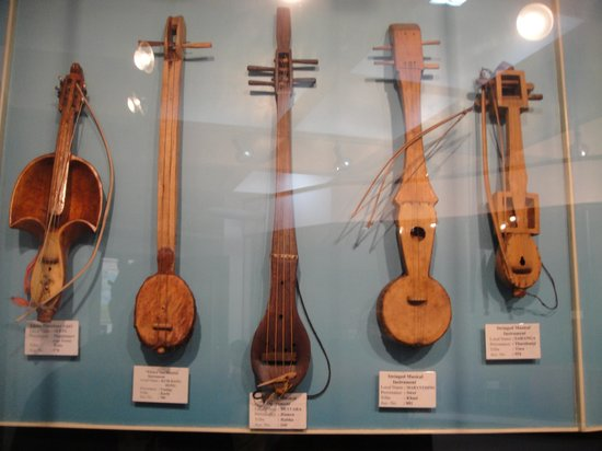 Don Bosco Centre for Indigenous Cultures:                   musical instruments
