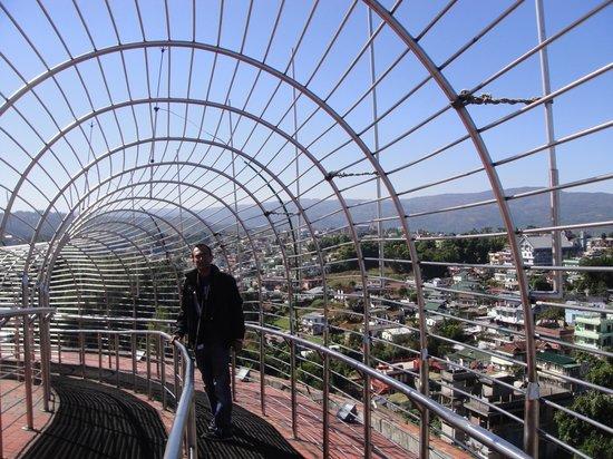 Don Bosco Centre for Indigenous Cultures:                   skywalk