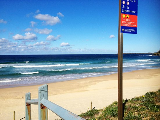 Cronulla Beach Walk:                   13
