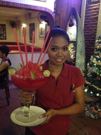 Havana Club:                   Super Large Daiquiri