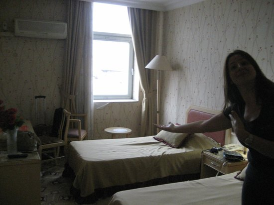 Orontes Hotel: it was really clean and nice