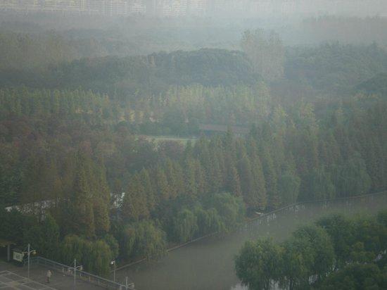Dorsett Shanghai:                   Century park