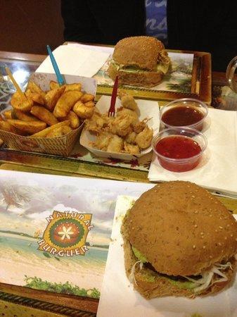 Restaurante natural burguer en las palmas de gran canaria for Natural burguer mesa y lopez